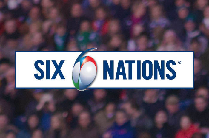 Six Nations Rugby Logo